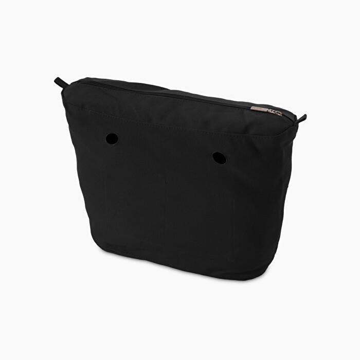 Sacca interna in tela nera borse o bag