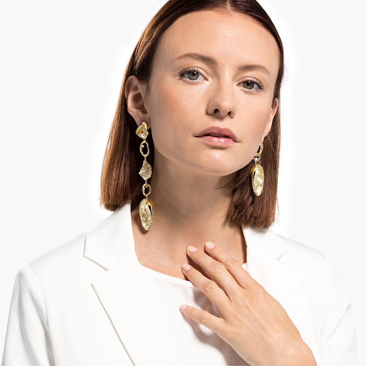 Swarovski gioielli collezione conchiglie primavera estate 2020