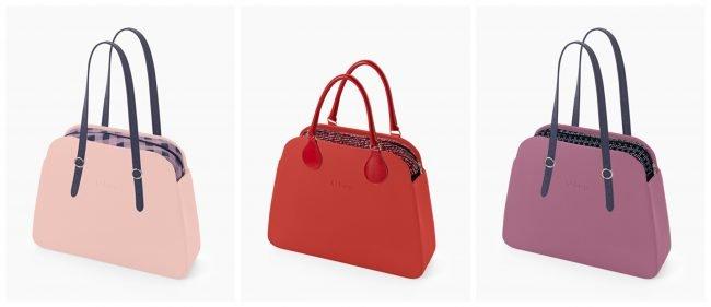 Borse O Bag Reverse collezione primavera estate 2020