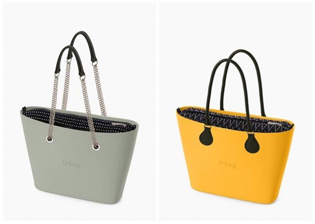 Borse O bag Urban con nuove sacche interne collezione primavera estate 2020