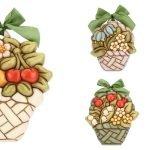Formelle Cesti di Fiori e Frutta THUN 1