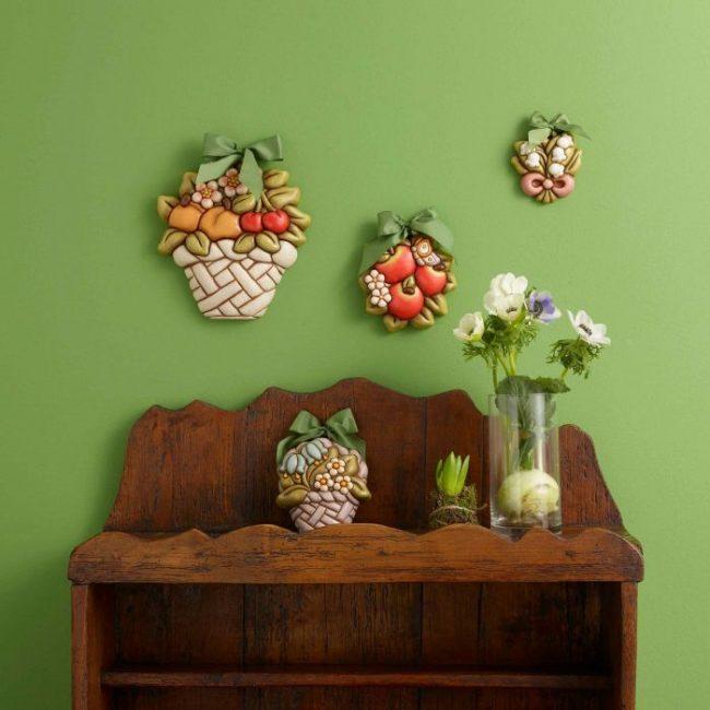 Formelle Thun con Fiori e Frutta