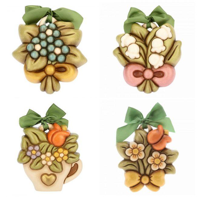 Formelle piccole con fiori THUN