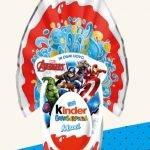 Kinder Uova di Pasqua 2020 Maxi Avengers per LUI