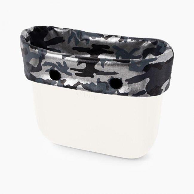 Nuovo Bordo Borsa O bag collezione primavera estate 2020 Camouflage
