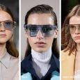 Occhiali da sole con montatura trasparente 2020