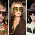 Occhiali da sole tartarugati moda primavera estate 2020