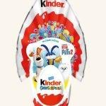 Uova di Pasqua Kinder 2020 Pets 2