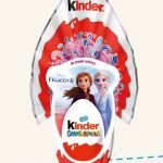 Uovo di Pasqua Kinder 2020 Gransorpresa LEI Frozen II