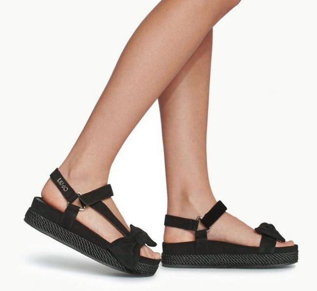 Liu Jo sandali bassi estate 2020