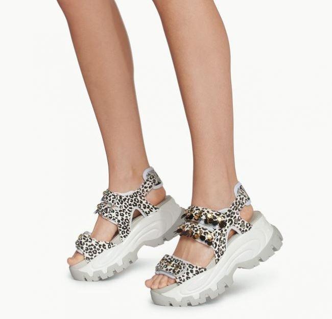 Moda sandali estate 2020 Liu Jo
