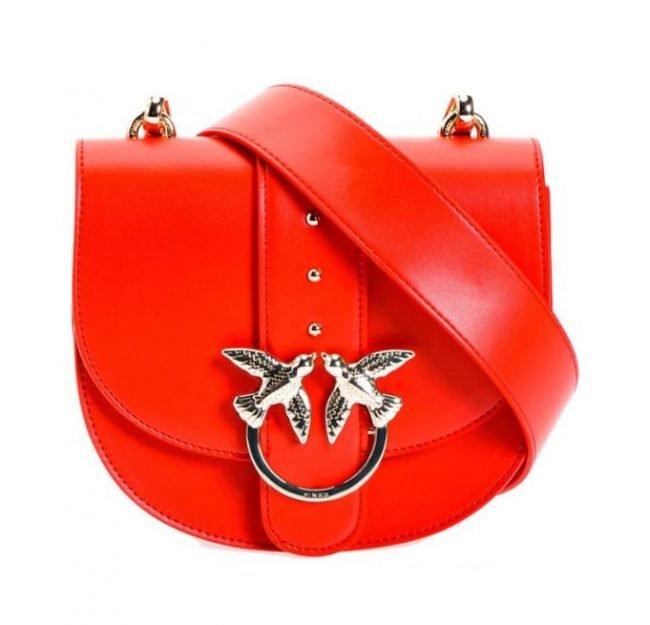 Borsa Go Round Bag Pinko 2020 colore rosso