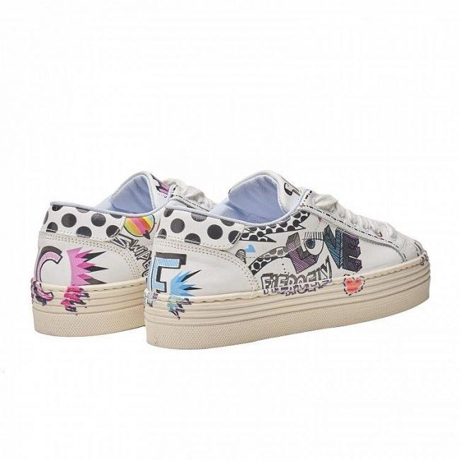 Sneakers Chiara Ferragni Graffiti Collection 2020