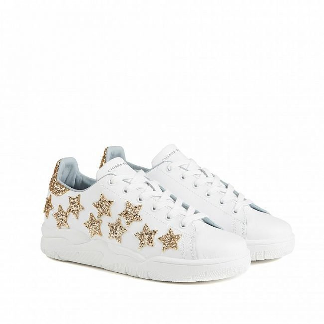 Sneakers Chiara Ferragni Roger con stelle 2020