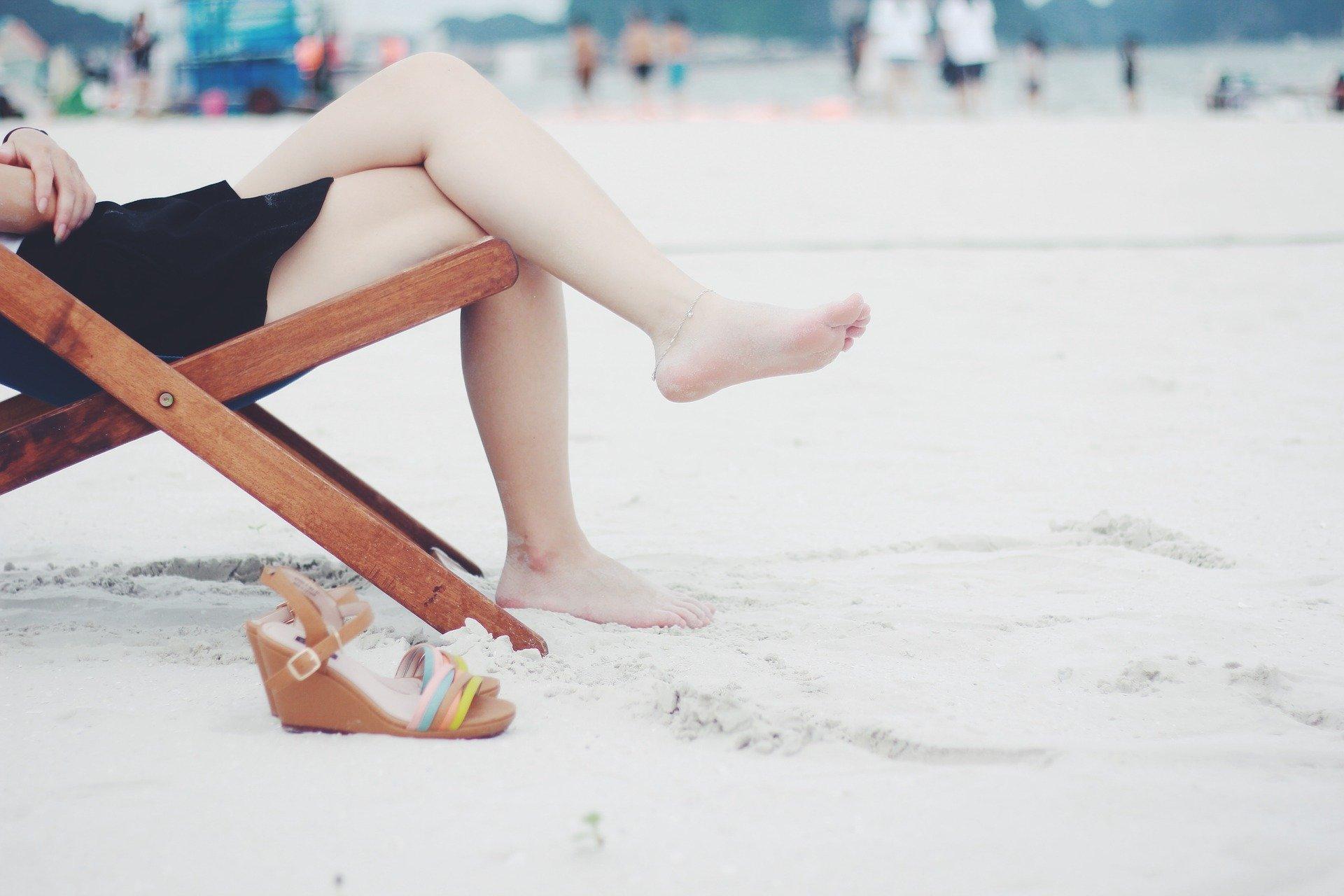 Come ottenere gambe lisce leggere e ben curate