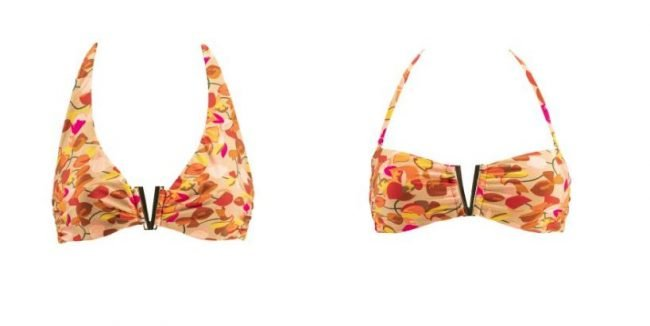Goldenpoint costumi da bagno fantasia petali estate 2020