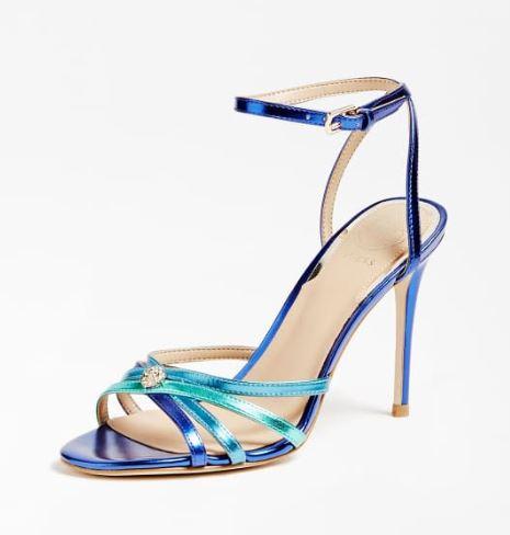 Sandalo Guess modello Kalista estate 2020