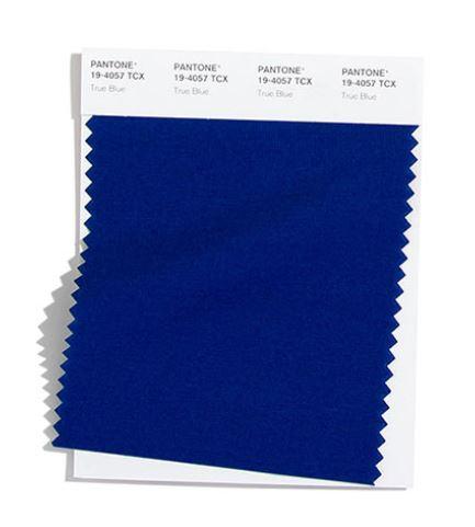 Colore Moda Inverno 2020 2021 True Blue 1