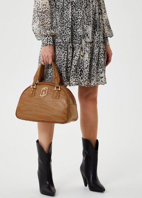 Nuova borsa bauletto Liu Jo collezione autunno inverno 2020 2021