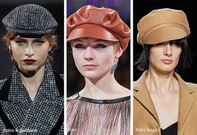 Moda femminile cappello basco