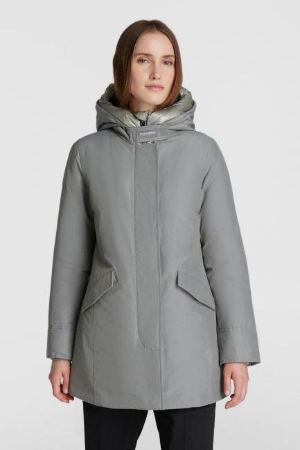 Woolrich Arctic Parka dew grey collezione inverno 2020 2021