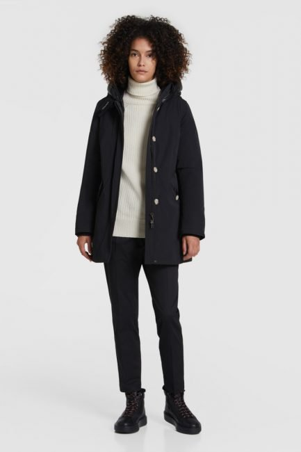 Woolrich Luxury parka donna inverno 2020 2021
